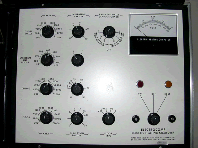 Overview of the unit and its controls and such.